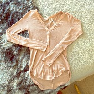 Urban Outfitters Henley Top